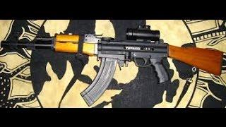 Gambar cover AK 47 - TIPPMANN A5 - PAINTBALL