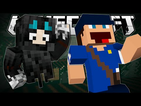 Minecraft | CRAIG PLAYS MINIGAMES?! | Death Run Minigame