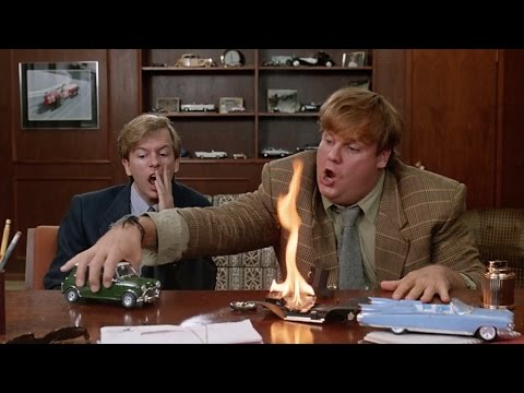 Top 10 Sales Scenes in Movies