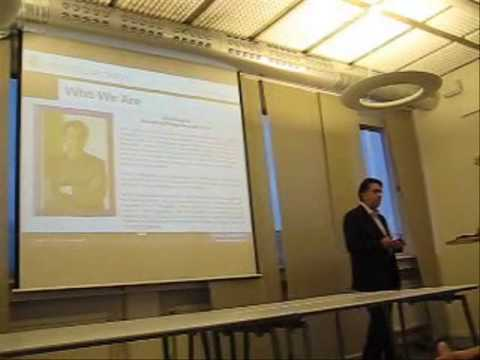 Venture Capital Presentation - US/Sweden Investing and Innovateur Capital (Part 4)