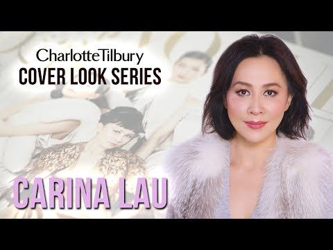 Carina Lau Vogue China Cover Look Makeup Tutorial | Charlott