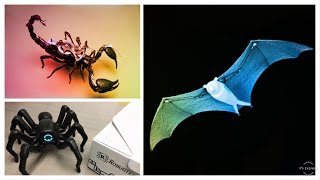 Amazing Bionic Robots Invention