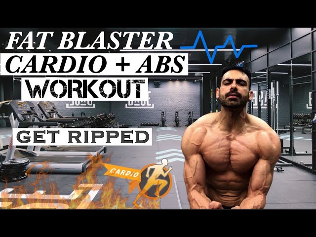 Get Ripped With This  Cardio And  Abs Workout |