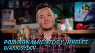 Clasificatoria 2019: Nuevos niveles y posicionamientos | diarios /dev - League of Legends