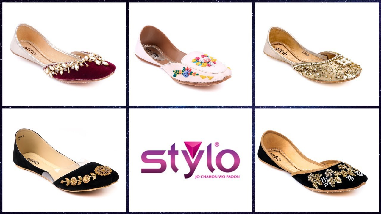 Stylo Shoes Khusa Collection 2019-2020