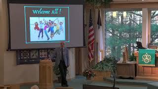 "Worship Service 10-17-21 ""Becoming an Omega Church"""