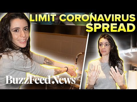 What You Can Actually Do To Limit Coronavirus Spread