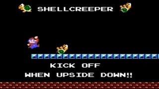 Mario Bros. Classic (NES) Playthrough - NintendoComplete
