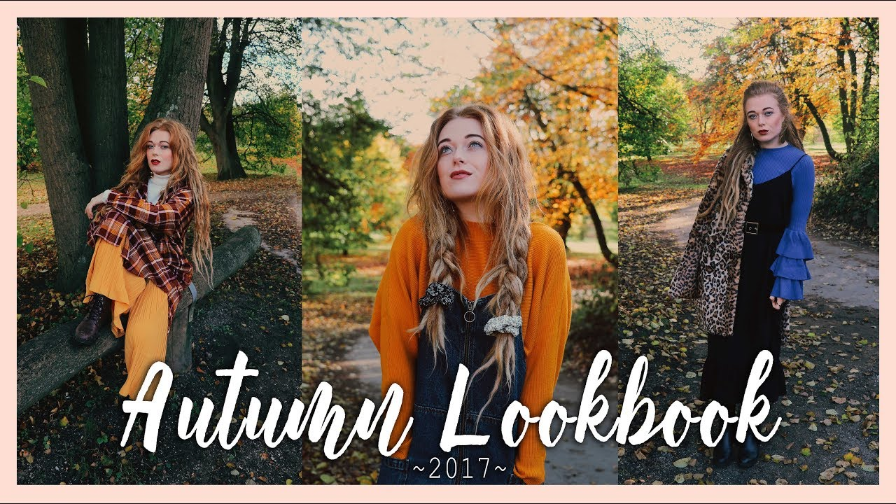 [VIDEO] – cute autumn outfits | Lookbook 2017