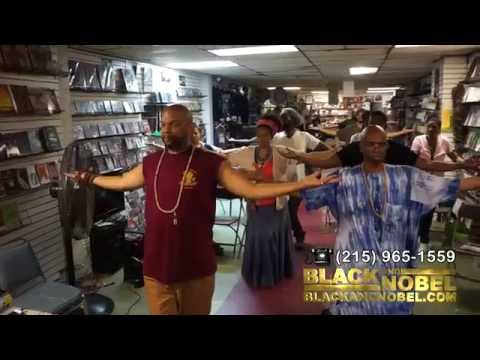 K.A. Shakoor Talks on Mindfulness and Qi-Gong to The Black Community in North Philadelphia