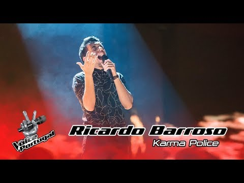 "Ricardo Barroso - ""Karma Police"" 
