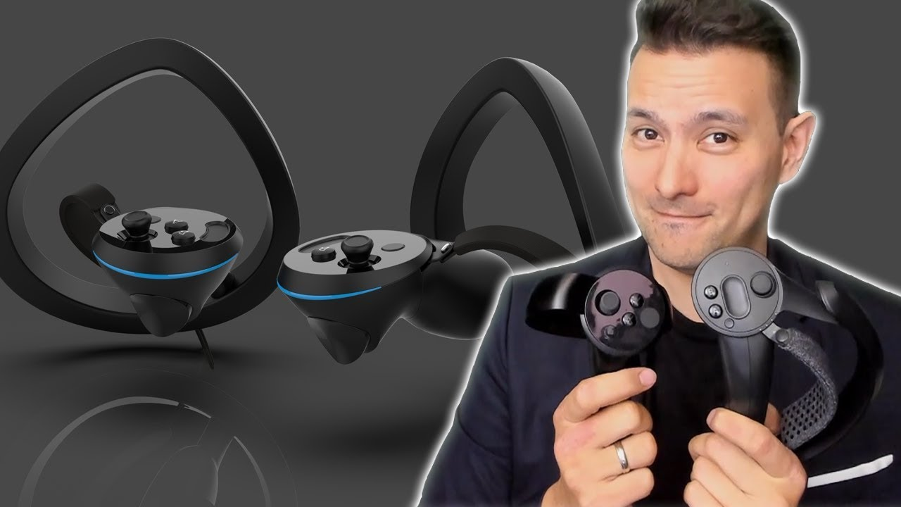 Pimax Sword Controllers - A Better Alternative To Pricey Valve Index  Controllers?