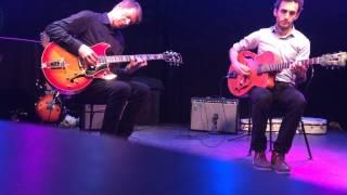 Nels Cline w/ Julian Lage Ottawa Jazzfest 06/25/14