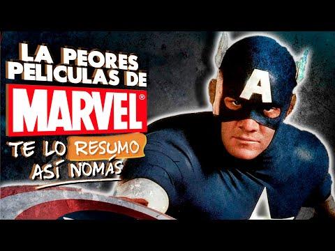 Te Lo Resumo | 3 Adaptaciones de los Avengers Así Nomás