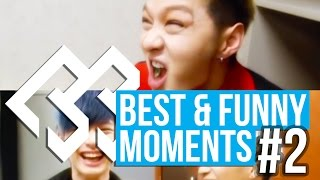 Reserved & Quiet Idols: BTOB #2 - Best & Funny Moments! thumbnail