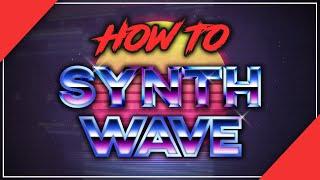 HOW TO SYNTHWAVE (80s Retro/Pop Tutorial)   FŔEE FLP (Outrun, Retrowave, Futuresynth)