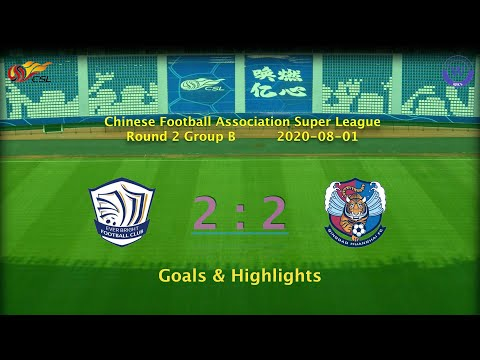 Shijiazhuang Qingdao Huanghai Goals And Highlights
