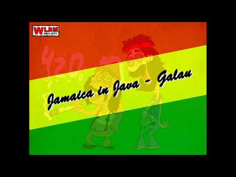 Lagu Reggae Terbaru    Jamaica In Java - Galau (Official Music Direct)