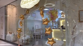 Строительство магазина little star. ЦДМ. Лучший магазин в России.Товары для новорожденных.