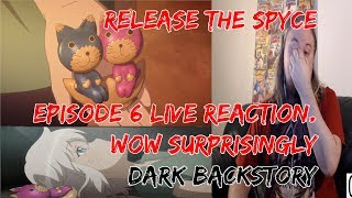 Release The Spyce Episode 6 Live Reaction. WOW Surprisingly DARK BACKSTORY