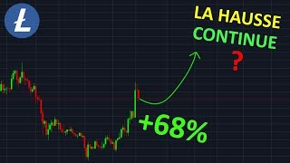 LITCOIN EST-IL ENFIN HAUSSIER !? ltc analyse technique crypto monnaie bitcoin