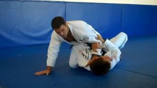 Brazilian Jiu-Jitsu San Clemente technique of the week: chok