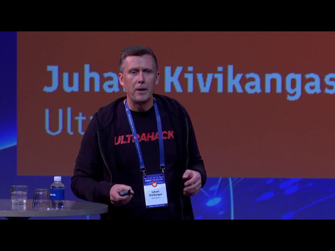 Juhani Kivikangas, Ultrahack: Innovation Platform and Change Catalyst, D.Day for Wellbeing...