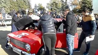 Замер Ваз 2102 BASStion и Daewoo Espero Автозвук в Константиновске