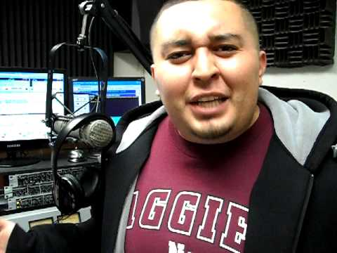 HOT 103's Joey @ DJ Flipz get ready for tonight's Heatwave Mixx.