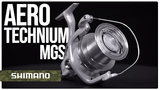 The Aero Technium MgS is the flagship model of the surf/big pit ran...