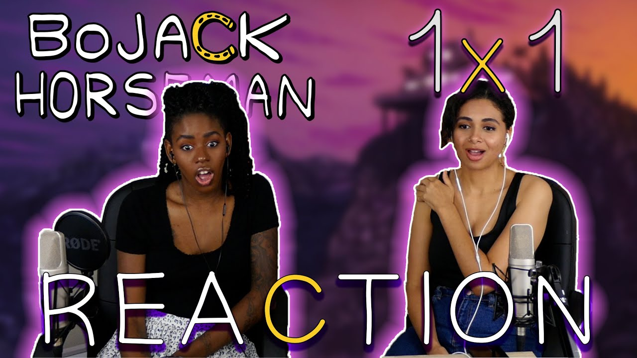Download Bojack Horseman 1x1   The Bojack Horseman Story, Chapter One   REACTION!!