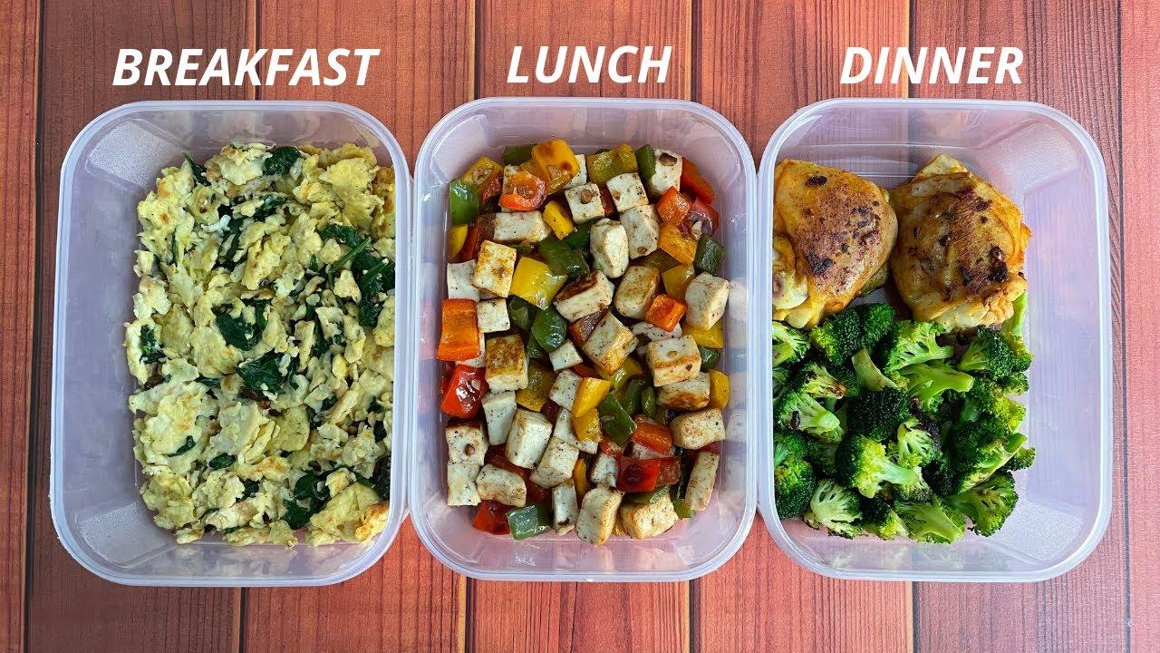 Healthy Balanced Diet Foods