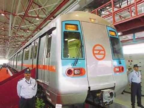 Delhi Metro - a fan video!