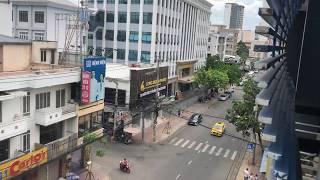 Обзор номера в отеле Long Beach. Вьетнам. Нячанг. ( Vietnam. Nha Trang.)