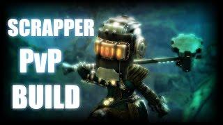 Guild Wars 2: SCRAPPER (Hammer/Elixir Gun) Engineer PvP Build [HoT]