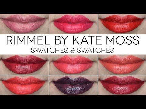 Rimmel Lasting Finish Matte by Kate Moss - STEALINGBEAUTY