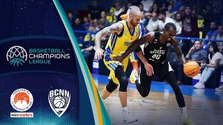 Peristeri winmasters v Nizhny Novgorod - Full Game - Basketball Champions League 2019-20
