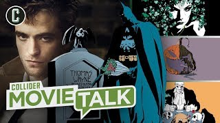 Is The Batman Starring Robert Pattinson The Long Halloween? - Movie Talk