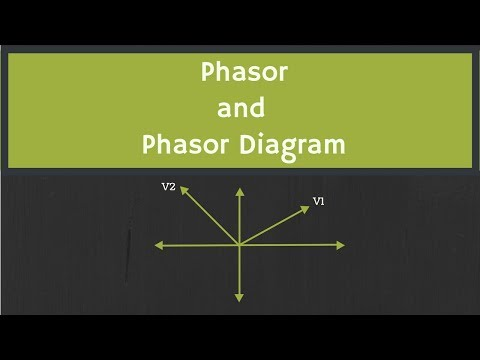 Phasor And The Phasor Diagram In AC Circuits Explained