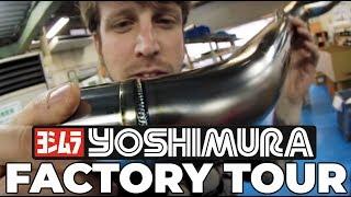 YOSHIMURA *FACTORY TOUR* - JAPAN