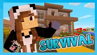 Minecraft Survival SUBINDO UM ANDAR NA CASA #25 YouTube