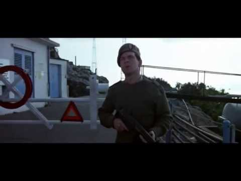 The Living Daylights Gibraltar Scene
