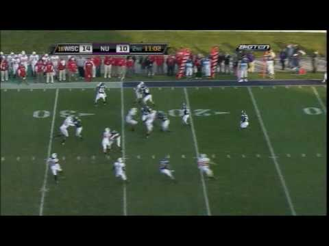 Northwestern Wildcats Football 2009 Season Highlights