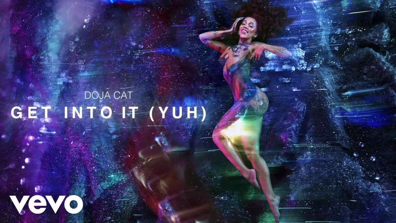 Download Doja Cat - Get Into It (Yuh) (Visualizer)