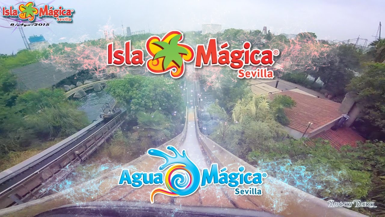 Isla m gica agua m gica 2015 youtube - Ofertas isla magica 2017 ...