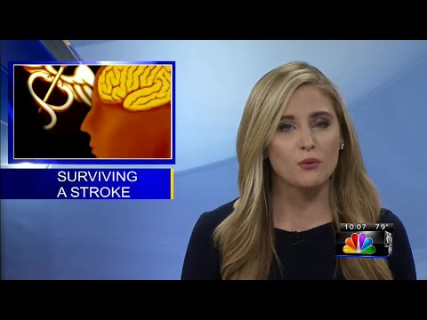 KSNT Special Report: Surviving a stroke