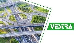 VESTRA: Trassierung – Knoten innerorts