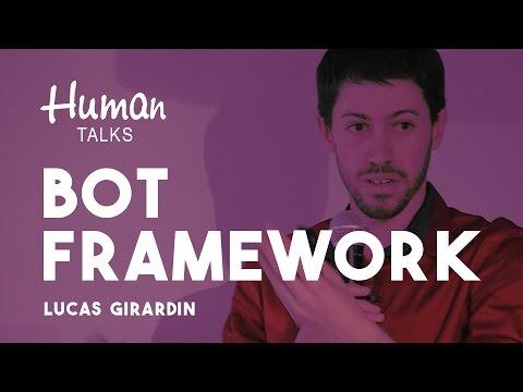 Hello world my bot par Lucas Girardin
