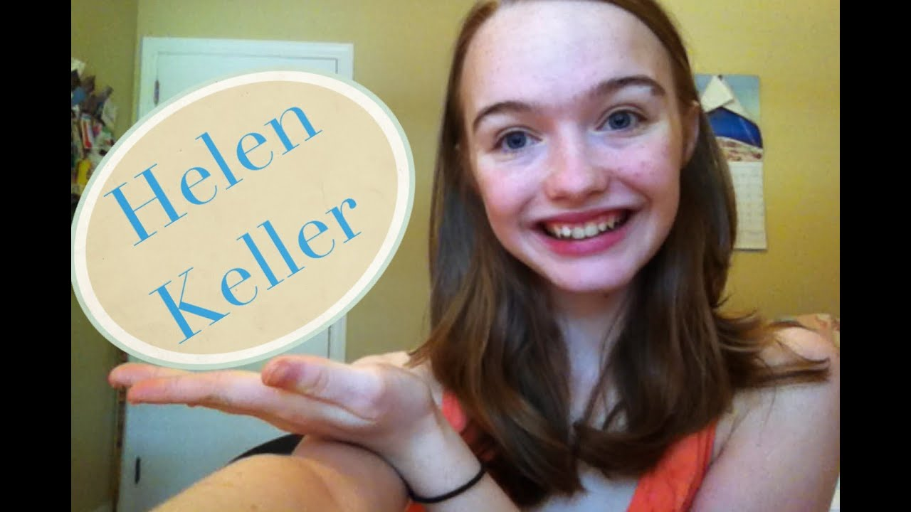 9 Facts About Helen Keller - YouTube