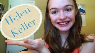 Facts About Helen Keller
